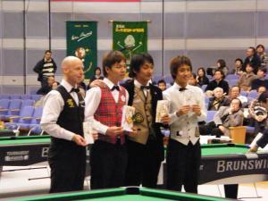 2008年全日本選手権大会