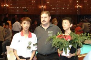 2005年世界ジュニア選手権inオーストリア