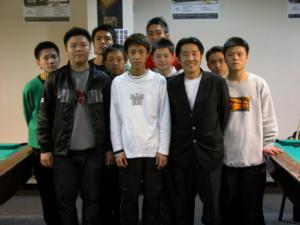 2005年台湾修行