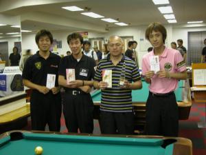2007年14-1選手権大会