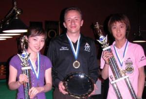 2007年世界ジュニア10ボールinアメリア